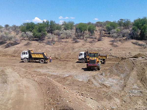 KG Sand & Stone Earth Works