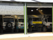 Hunter's Home Vehicle Storage - Namibia