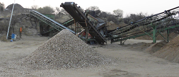 Stone Namibia KG Sand & Stone