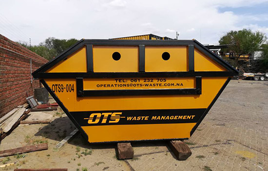 OTS waste management skip